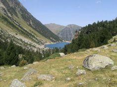 Lac de gaube à Cauterets, Haute- Pyrénées
