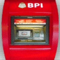 BPI ATM Machine Banks Logo, Badge Icon