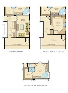 Belmeade New Home Plan In The Preserve At Indian Springs