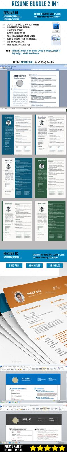 Professional Resume Resume Pinterest Professional resume - easy resumes