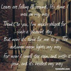 Led Zeppelin - Ramble On #LedZeppelin #song #lyrics