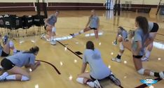 Research and Recommendations on Volleyball Recovery Techniques from The Art of Coaching Volleyball