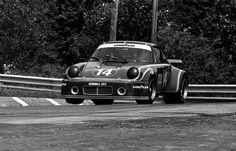 Al Holbert Porsche Carrera RSR 1975