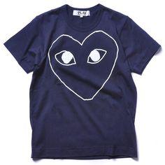 babb8cf52d71 Men s Japan Classic T-shirts Unisex R-neck Tee Mask Heart Deep Blue Short  Tops