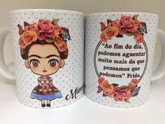 Caneca Personalizada Frida Kahlo