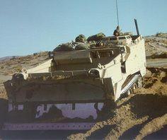 Armored Combat Earthmover - (M9 ACE)