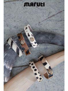 #maruti #armband #cowhair #stoer #fashion #meiden #dames #@smitsforkids