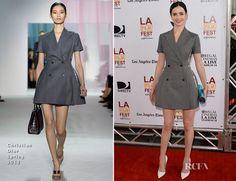 Krysten Ritter In Christian Dior – 'The Way, Way Back' Los Angeles Film Festival Premiere