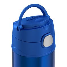 Amazon.com: Thermos Funtainer 12 Ounce Bottle, Blue: Baby