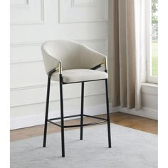 Coaster Furniture, Bar Furniture, Furniture Deals, Counter Height Bar Stools, How To Clean Metal, Dining Room Bar, Best Dining, Bars For Home, Upholstery