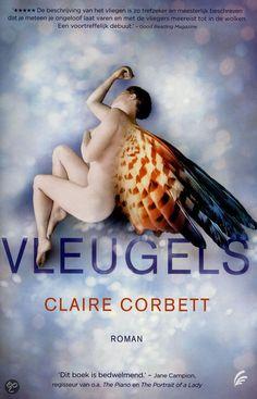 Vleugels - Claire Corbett