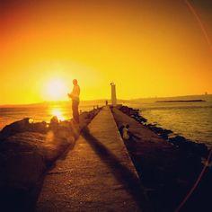 Set the sun - @sefayamak- #webstagram