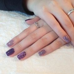 Purple Nail Designs and Nail Art - Page 2 of 4 - Nail Designs For You