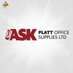 Ask Platt Office Supplies Logo
