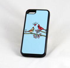 Cardinals iPhone 5C Case