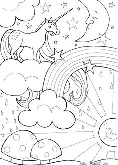 Liana Marcel - Keep calm and craft!: Make a DIY Unicorn magical whimsical card with my . Sick Kids, Marcel, Craft Videos, Fairy Tales, Whimsical, Unicorn, My Arts, Paper Crafts, Calm
