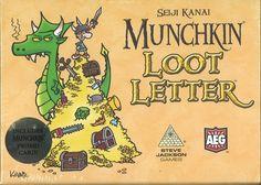 Amazon Deal - Munchkin Loot Letter - 60% Off!