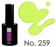 Gel Polish  AnGel 15ml Νο259 Lime