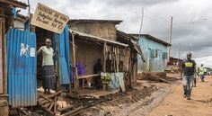 Kibera: Visiting Africa's biggest slum