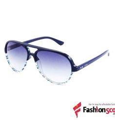 Idee Sunglasses Aviator S1692 IDEE S1692 C3 Aviator Sunglasses Men Women Blue Lens Designer Plastic Frame Polycarbonate 100% UV Protected UV Block Metal-Injected plastics Lightweight Trendy Eyewear.