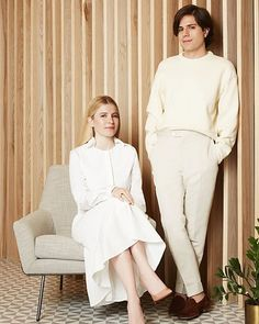 Want to know how @paperlesspost founders James and Alexa Hirschfeld turned their idea into a global business? Tap the link in our bio for an insight into everything we learnt at the first ever #VogueCodes Live today where James inspired guests and the Vogue team alike in an invaluable Q&A session. Photographed by Max Papendieck  via VOGUE AUSTRALIA MAGAZINE OFFICIAL INSTAGRAM - Fashion Campaigns  Haute Couture  Advertising  Editorial Photography  Magazine Cover Designs  Supermodels  Runway…