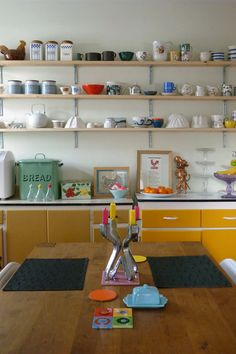 Kitchen shelves?