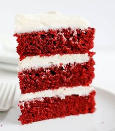 This red velvet cake recipe will become your go-to recipe, and I promise you that. I have tried many red velvet cake recipes before, most of them were dry, others don't have…View Post Red Velvet Cheesecake, Red Velvet Cupcakes, Pumpkin Cheesecake, Raspberry Cheesecake, Oreo Cheesecake, Moistest Red Velvet Cake Recipe, Surprise Inside Cake, I Am Baker, Heart Cakes