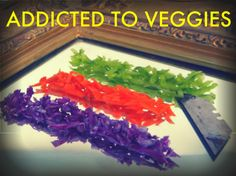 ADDICTED to VEGGIES