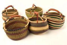 Mushroom Hunter's Basket