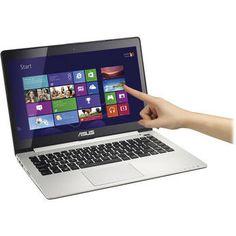"Top 10 Tom   ASUS   VivoBook S400CA-DH51T 14.1"" Notebook Computer (Black)"