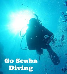 Go Scuba Diving! Definitely in the next 10 years!