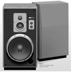 1976 SONY SS-G7 Sony Speakers, High End Audio, Speaker System, Audio Equipment, Audiophile, Acoustic, Tech, Electronics, Vintage