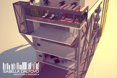 Edificio Residencial Sophia, em breve em Cascavel - Projeto ISabella Dalfovo