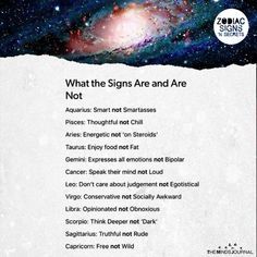 What The Signs Are And Are Not - https://themindsjournal.com/what-the-signs-are-and-are-not-2/
