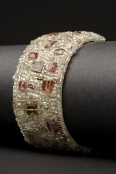 Blush Couture Cuff