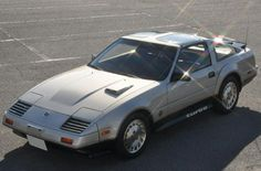 1984 Z31 Nissan 300ZX Turbo