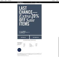 sale needs supply oct 2013