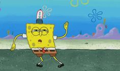 Dance Dancing GIF by SpongeBob SquarePants - Find & Share on GIPHY