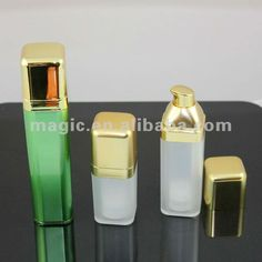 New Design 15ml 30ml 50ml Clear AS airless cosmetic bottle packaging $0.7~$1.1