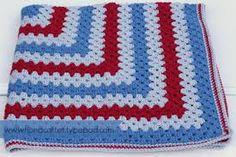 Image result for granny square crochet blue grey
