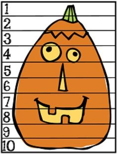 "Halloween ""Count By"" Puzzles (1's, 2's, 5's and 10's)    In this download you will find 5 ""Count By"" Halloween themed puzzles. Puzzles include counting by 1's to 10, counting by 2's to 20, counting by 5's (5-50) and (55-100) and counting by 10's to 100."