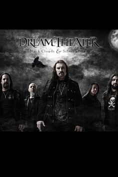 Dream Theater ~ Black Clouds & Silver Linings