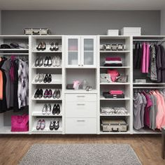 Ikea Closets Design, Pictures, Remodel, Decor and Ideas. Rooms without closets. Pick a wall and hang a curtain in front.