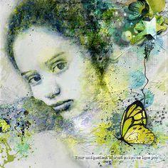 by Wombat - Ona (12X12-GRACE---UNIQUE-2)