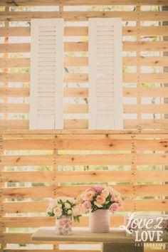 Las Cumadres - casamento rústico | vintage wedding decor