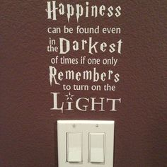happiness can be found in the darkest of times car decal - Google Search