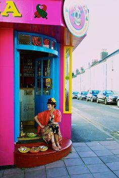 'La Choza', in the heart of the Brighton Lanes…