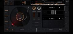‎edjing Mix - dj app on the App Store Dj Setup, Mixing Dj, Music Library, Mobile Application, App Development, App Store, Itunes, Ios, Iphone