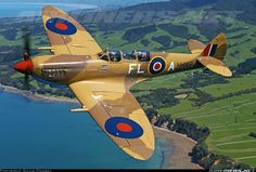 Supermarine 509 Spitfire T9 aircraft picture