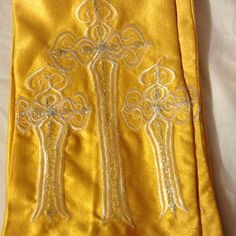 Churches Of Christ, Celestial, Yellow, How To Wear, Gold